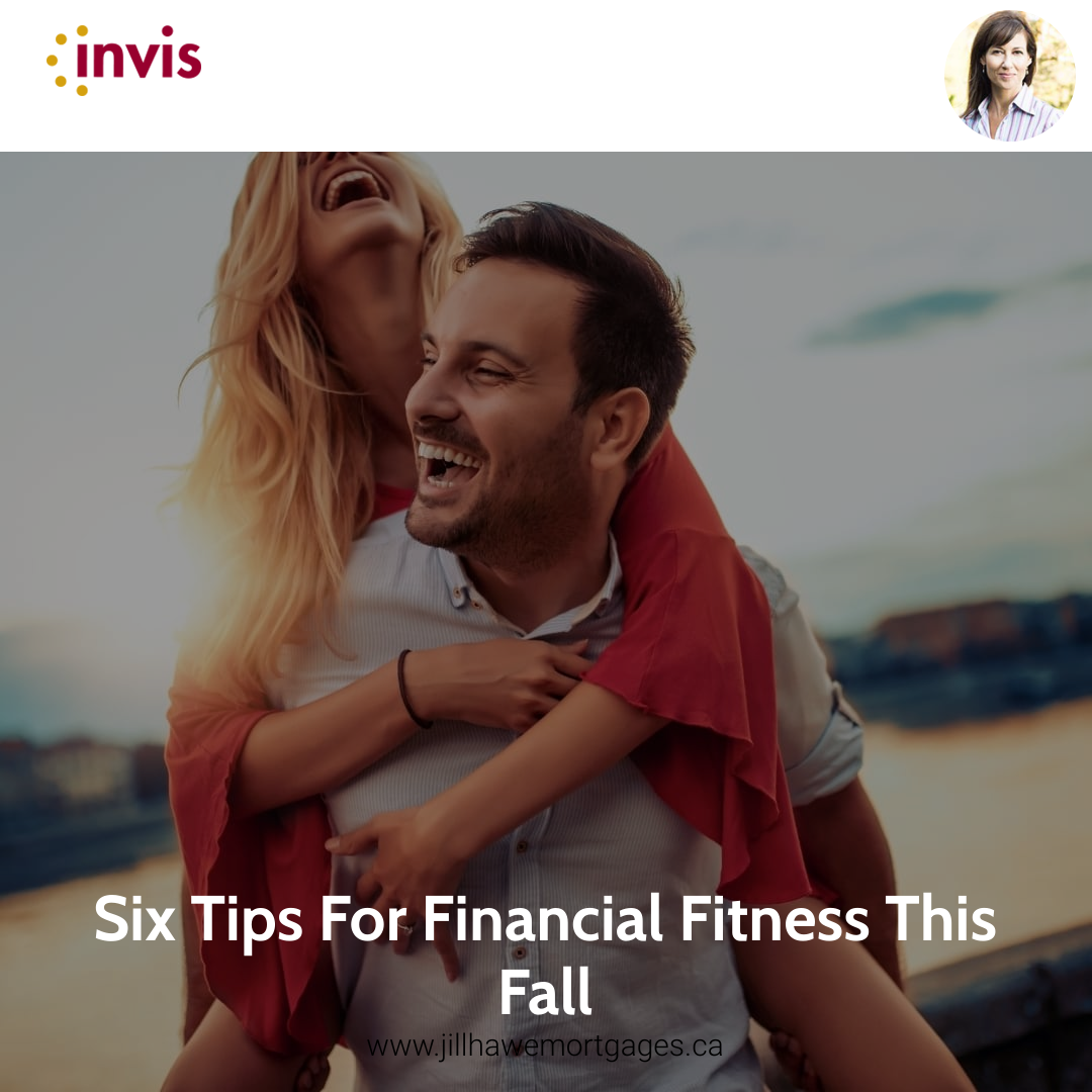 Six Tips For Financial Fitness This Fall